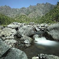 Parc national de la Caldera de Taburiente (La Palma, Îles Canaries)